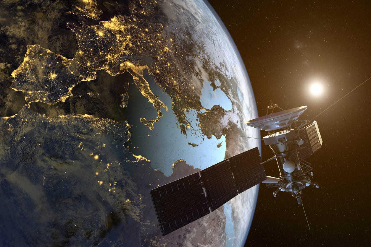 satellit-empfang